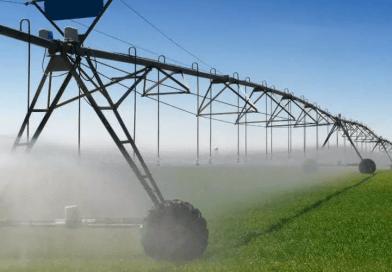 Uso de pivôs centrais para agricultura irrigada cresce mais de 70%